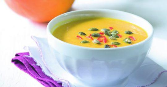 Nejlepší dýňová polévka