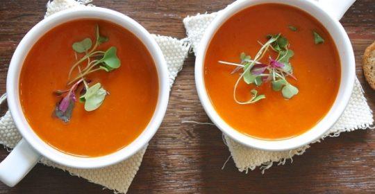 Léčivá polévka z kurkumy působí proti cukrovce, rakovině i demenci
